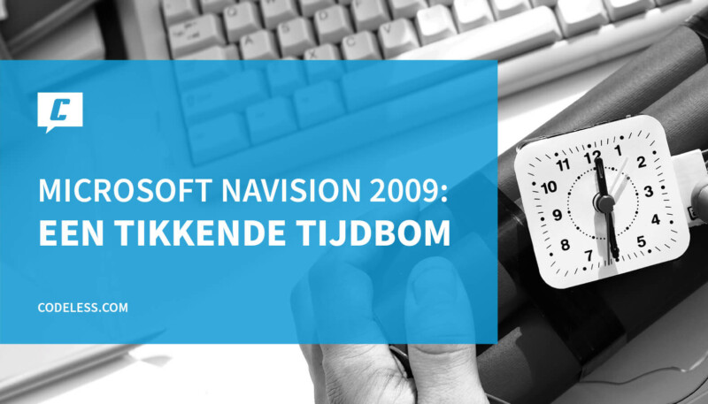 Navision 2009 NAV end of life