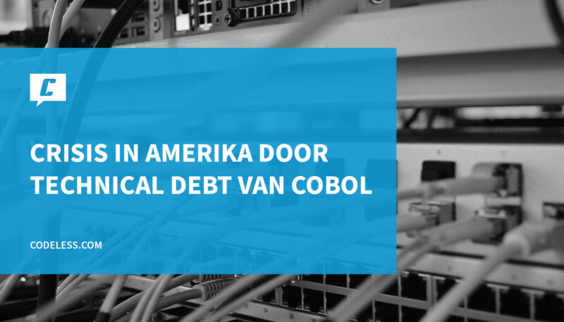 Technical debt COBOL