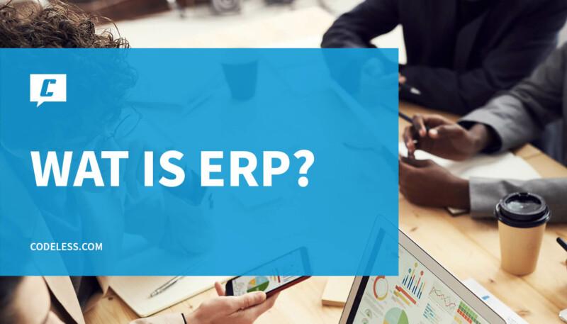 Voordelen & nadelen ERP systeem