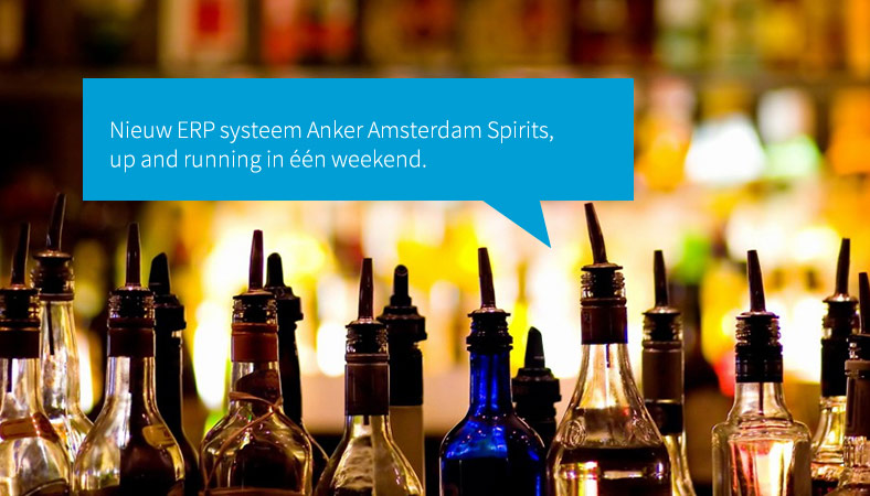 ERP systeem Anker