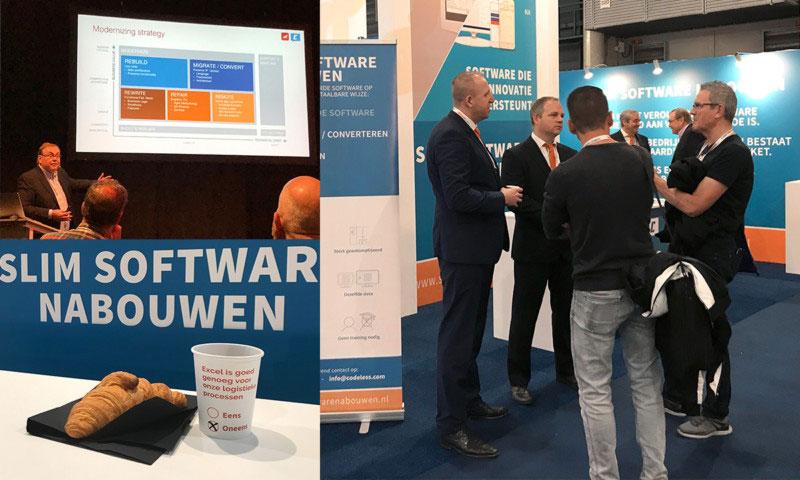 Slim Software Nabouwen terugblik ICT & Logistiek 2018