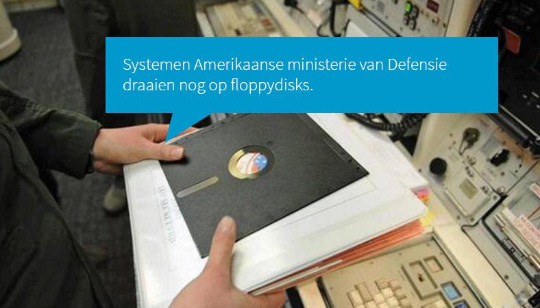 Legacy software Amerikaanse overheid