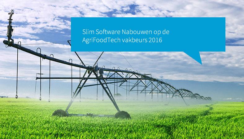 Slim Software Nabouwen AgriFood