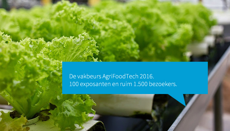 Slim Software Nabouwen AgriFoodTech 2016