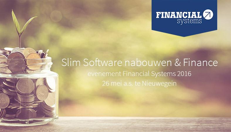 Slim Software Nabouwen op Financial Systems