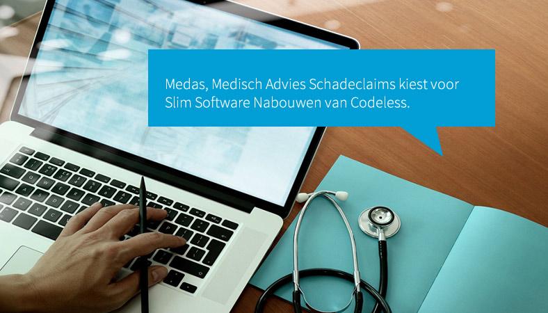 Slim Software Nabouwen Medas