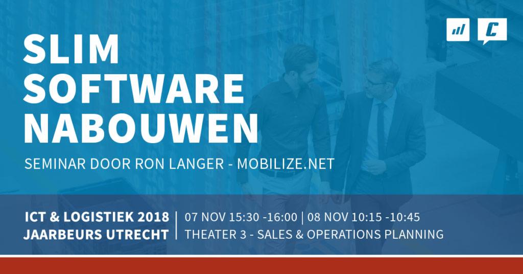 Seminar Slim Software Nabouwen